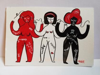 Art by Natalie