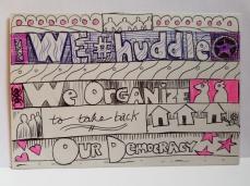 We Huddle