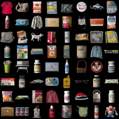 Ellen Cantor Everything I Gave Away 2015 40x40 ED: 1/10 https://www.ellencantorphotography.com/